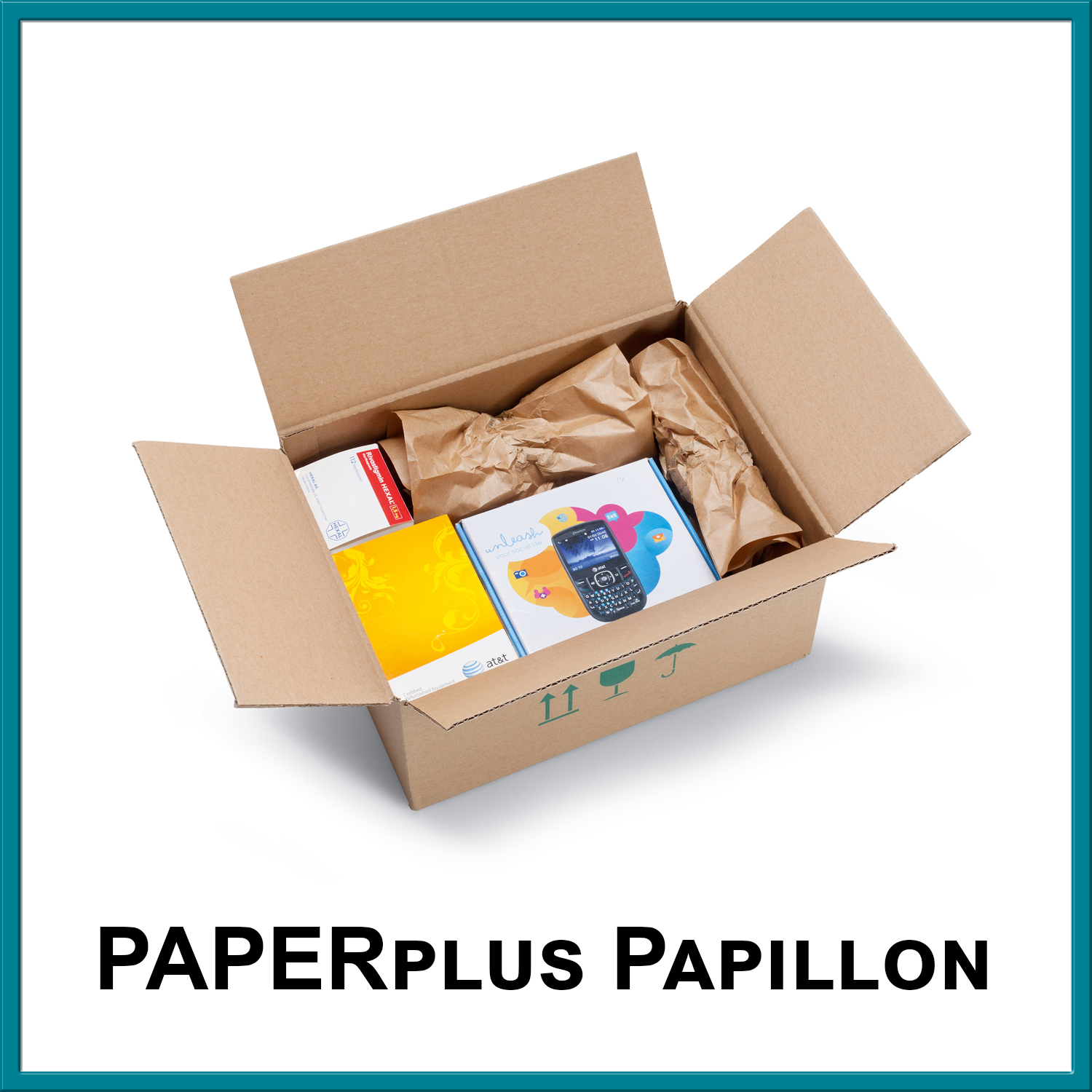 PAPERplus Papillon